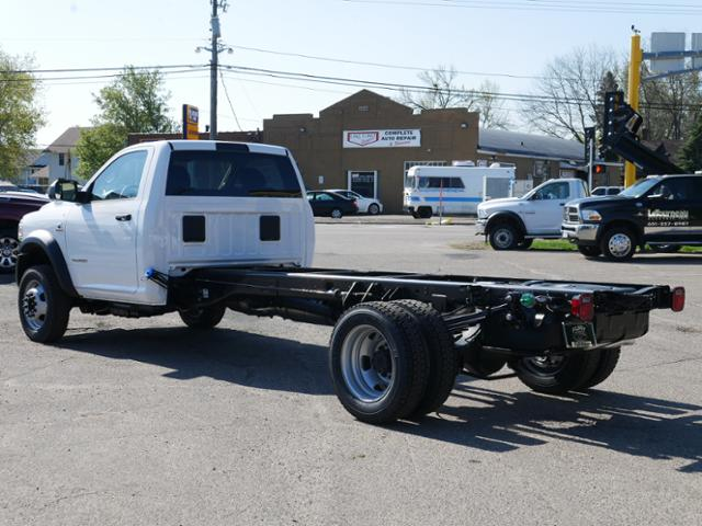 2019 Ram 5500 Regular Cab DRW 4x4,  Cab Chassis #219219 - photo 2