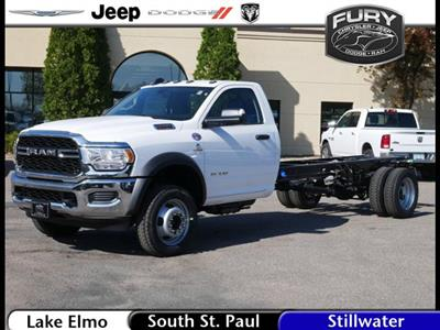 2019 Ram 5500 Regular Cab DRW 4x4,  Cab Chassis #219219 - photo 1