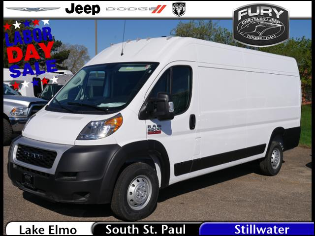 2019 ProMaster 3500 High Roof FWD,  Empty Cargo Van #219221 - photo 1