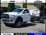2019 Ram 5500 Regular Cab DRW 4x4, Cab Chassis #219235 - photo 1