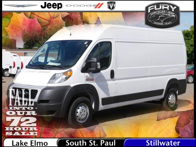 2019 ProMaster 2500 High Roof FWD,  Empty Cargo Van #219237 - photo 1