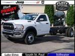 2019 Ram 5500 Regular Cab DRW 4x2, Cab Chassis #219262 - photo 1
