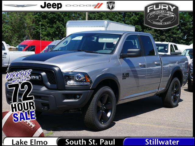 2019 Ram 1500 Quad Cab 4x4,  Pickup #219285 - photo 1