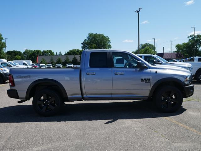 2019 Ram 1500 Quad Cab 4x4,  Pickup #219285 - photo 3