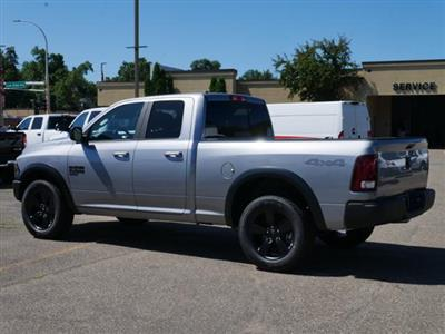 2019 Ram 1500 Quad Cab 4x4,  Pickup #219285 - photo 2