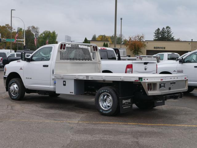 2019 Ram 3500 Regular Cab DRW 4x4, Knapheide Platform Body #219299 - photo 1