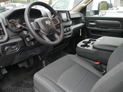 2019 Ram 3500 Regular Cab DRW 4x4,  Knapheide Aluminum PGNB Gooseneck Platform Body #219299 - photo 6