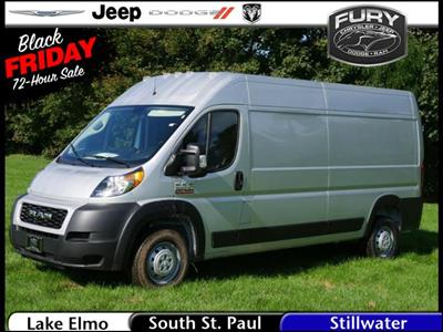 2019 ProMaster 2500 High Roof FWD,  Empty Cargo Van #219334 - photo 1