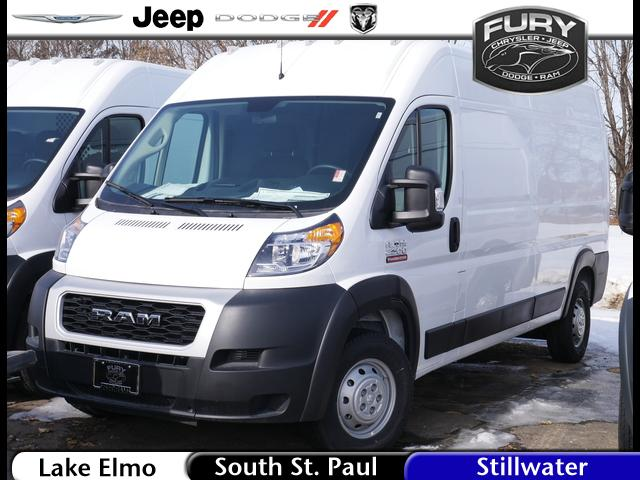 2019 ProMaster 2500 High Roof FWD, Empty Cargo Van #219336 - photo 1
