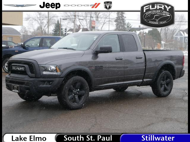 2019 Ram 1500 Quad Cab 4x4, Pickup #219384 - photo 1