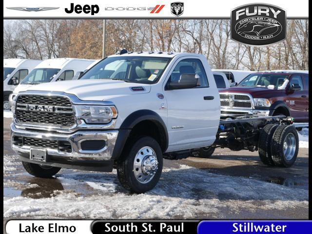 2019 Ram 5500 Regular Cab DRW 4x4, Cab Chassis #219389 - photo 1