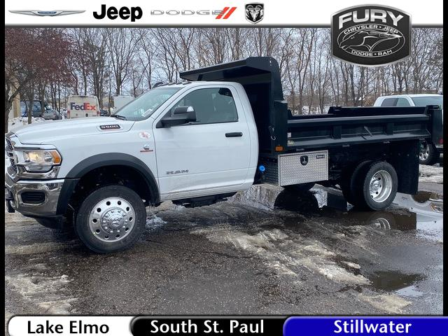 2019 Ram 5500 Regular Cab DRW 4x4, Dump Body #219389 - photo 1
