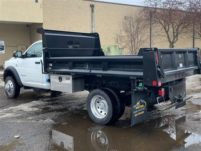 2019 Ram 5500 Regular Cab DRW 4x4, Dump Body #219389 - photo 2
