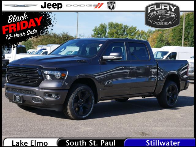 2020 Ram 1500 Crew Cab 4x4, Pickup #220005 - photo 1