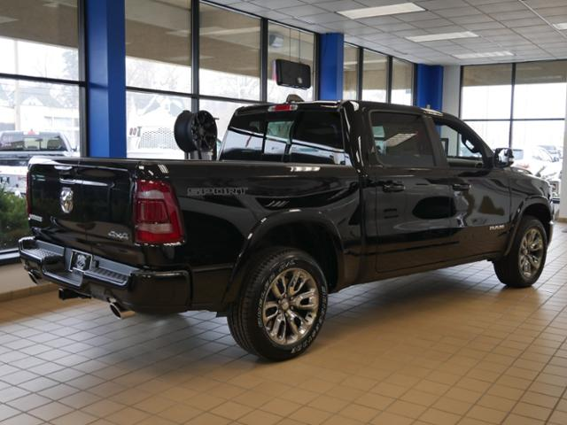 2020 Ram 1500 Crew Cab 4x4, Pickup #220030 - photo 2