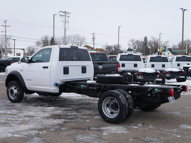 2020 Ram 5500 Regular Cab DRW 4x4, Cab Chassis #220047 - photo 1