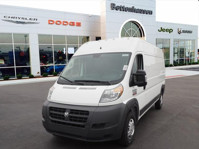 2018 ProMaster 2500 High Roof FWD,  Empty Cargo Van #R85562 - photo 3