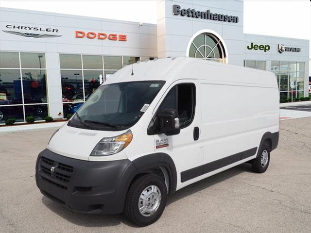 2018 ProMaster 2500 High Roof FWD,  Empty Cargo Van #R85619 - photo 1