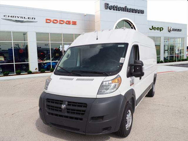 2018 ProMaster 2500 High Roof FWD,  Empty Cargo Van #R85619 - photo 3