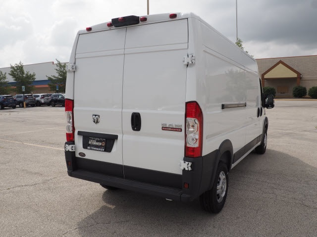 2018 ProMaster 2500 High Roof FWD,  Empty Cargo Van #R85619 - photo 9
