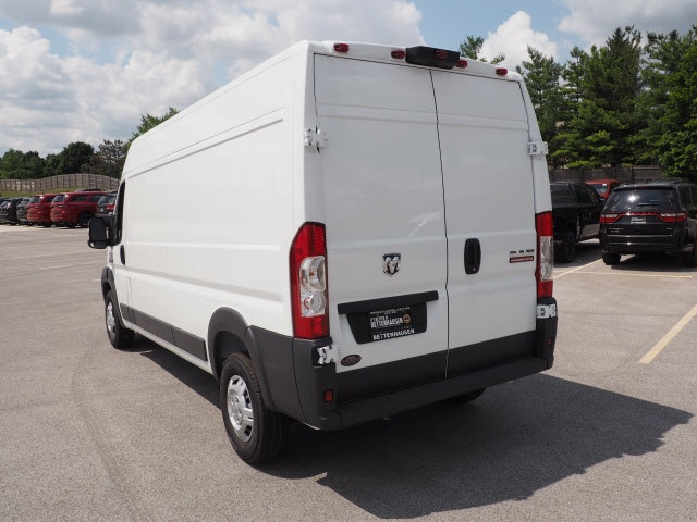 2018 ProMaster 2500 High Roof FWD,  Empty Cargo Van #R85625 - photo 3