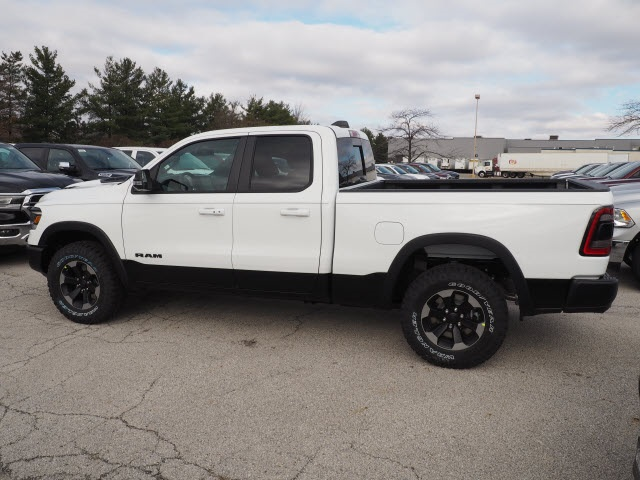 2019 Ram 1500 Quad Cab 4x4,  Pickup #R85905 - photo 11