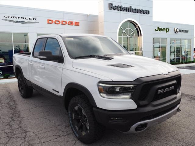 2019 Ram 1500 Quad Cab 4x4,  Pickup #R85905 - photo 5