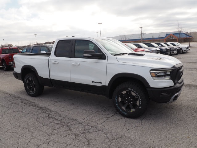 2019 Ram 1500 Quad Cab 4x4,  Pickup #R85905 - photo 6