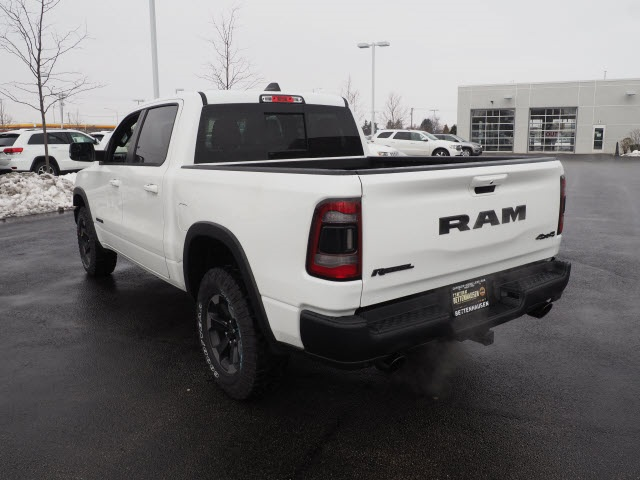 2019 Ram 1500 Crew Cab 4x4,  Pickup #R85914 - photo 2