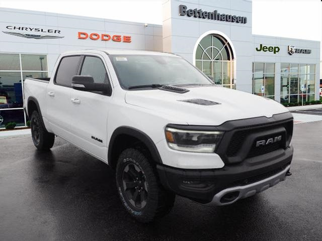 2019 Ram 1500 Crew Cab 4x4,  Pickup #R85914 - photo 5