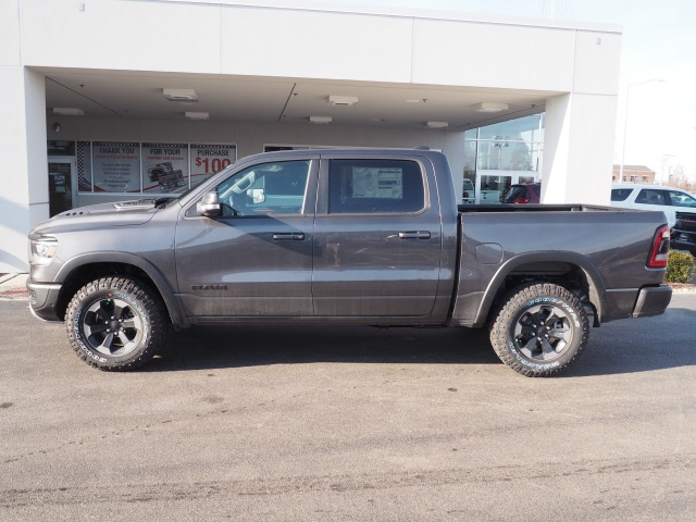 2019 Ram 1500 Crew Cab 4x4,  Pickup #R85918 - photo 12