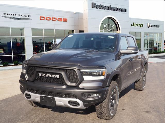 2019 Ram 1500 Crew Cab 4x4,  Pickup #R85918 - photo 3