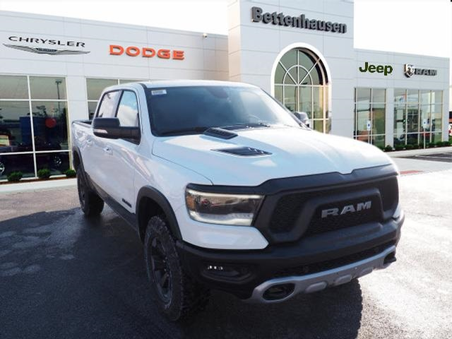 2019 Ram 1500 Crew Cab 4x4,  Pickup #R85919 - photo 1