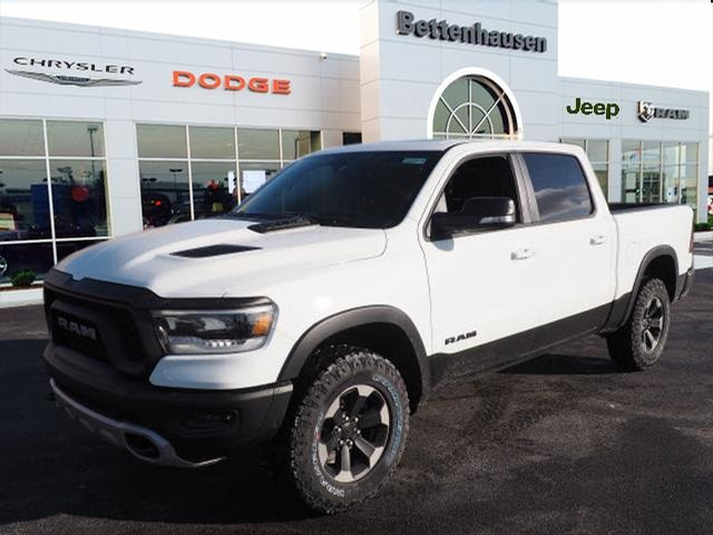 2019 Ram 1500 Crew Cab 4x4,  Pickup #R85919 - photo 3