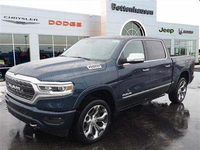 2019 Ram 1500 Crew Cab 4x4,  Pickup #R85930 - photo 1