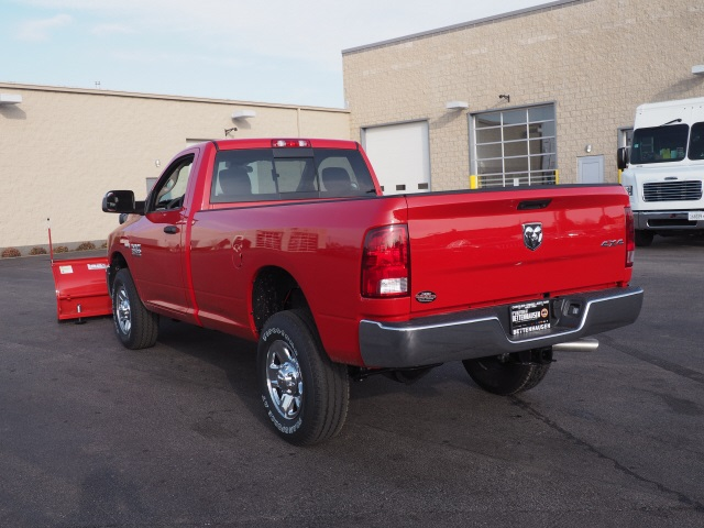 2018 Ram 2500 Regular Cab 4x4,  Western Pickup #R85933 - photo 2