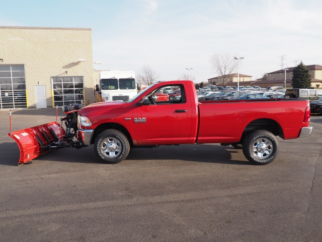 2018 Ram 2500 Regular Cab 4x4,  Western Pickup #R85933 - photo 12