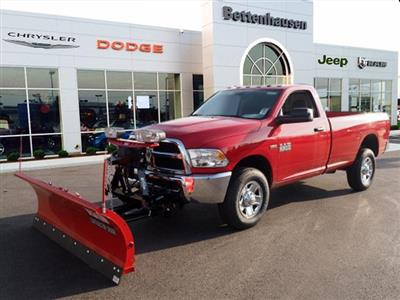 2018 Ram 2500 Regular Cab 4x4,  Western Snowplow Pickup #R85933 - photo 1