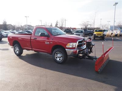 2018 Ram 2500 Regular Cab 4x4,  Western Snowplow Pickup #R85933 - photo 6