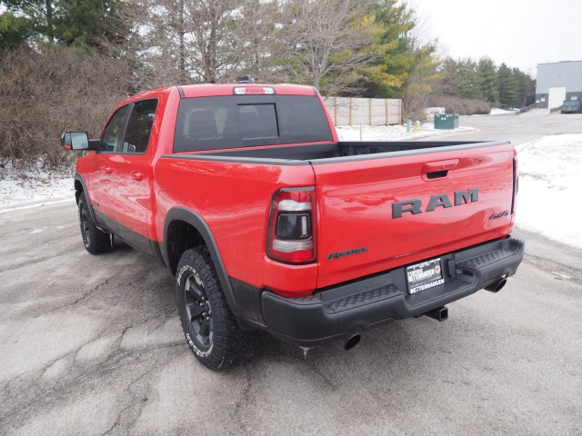 2019 Ram 1500 Crew Cab 4x4,  Pickup #R85947 - photo 1