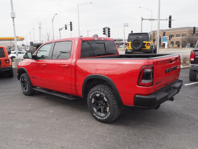 2019 Ram 1500 Crew Cab 4x4,  Pickup #R85999 - photo 11
