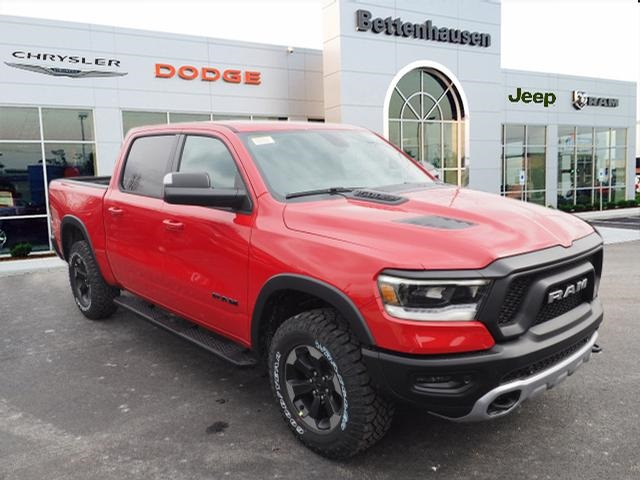 2019 Ram 1500 Crew Cab 4x4,  Pickup #R85999 - photo 5