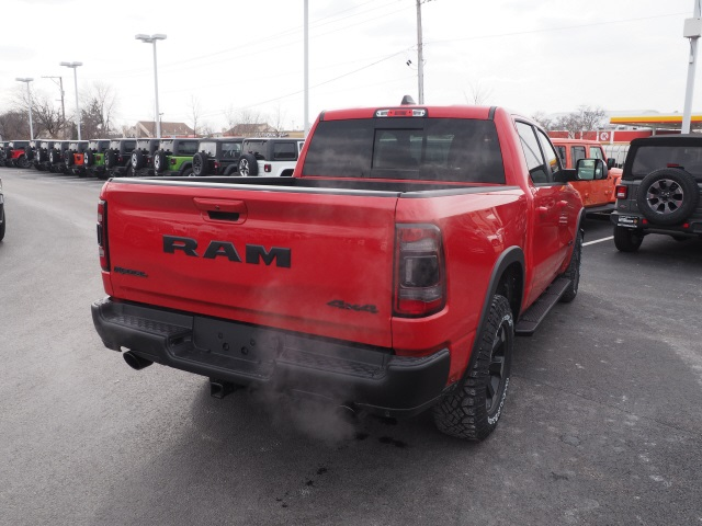 2019 Ram 1500 Crew Cab 4x4,  Pickup #R85999 - photo 9