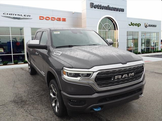 2019 Ram 1500 Crew Cab 4x4,  Pickup #R86013 - photo 5