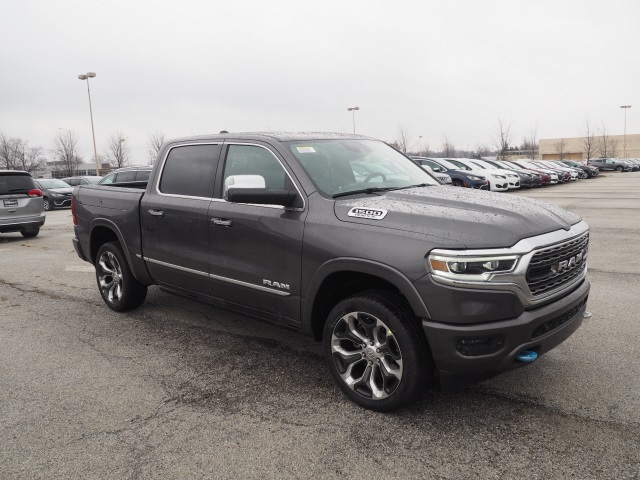 2019 Ram 1500 Crew Cab 4x4,  Pickup #R86013 - photo 6