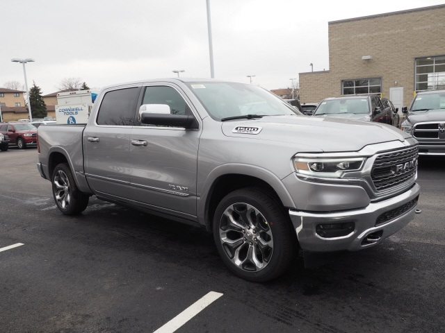 2019 Ram 1500 Crew Cab 4x4,  Pickup #R86016 - photo 6