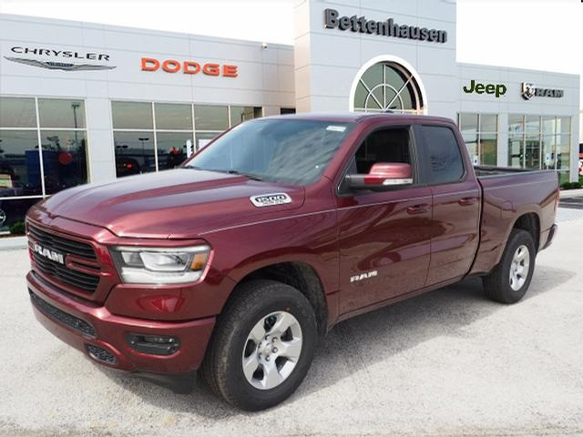 2019 Ram 1500 Quad Cab 4x4,  Pickup #R86019 - photo 1