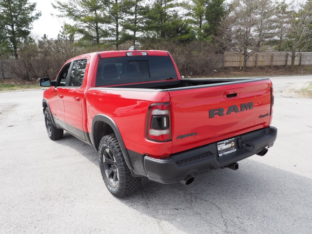 2019 Ram 1500 Crew Cab 4x4,  Pickup #R86025 - photo 1