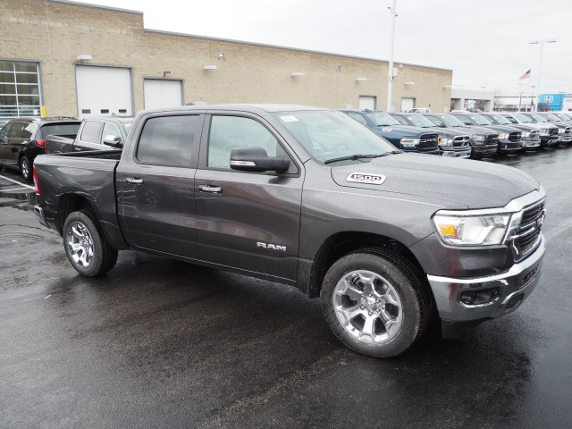 2019 Ram 1500 Crew Cab 4x4,  Pickup #R86027 - photo 6