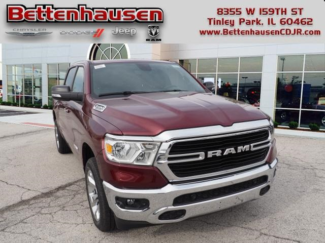 2019 Ram 1500 Crew Cab 4x4,  Pickup #R86041 - photo 3